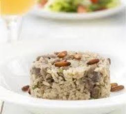 arroz com fígado de frango friato