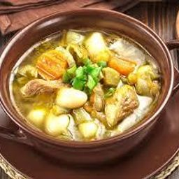 cold chicken stew