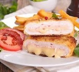 Filete De Pollo Cordon Bleu