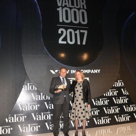 Friato Alimentos: eleita pela 3º vez a melhor empresa do Setor de Agropecuária do país.