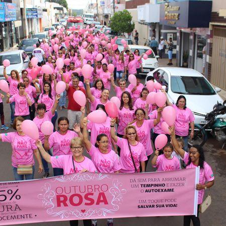 Outubro Rosa: Nós Apoiamos Esta Causa
