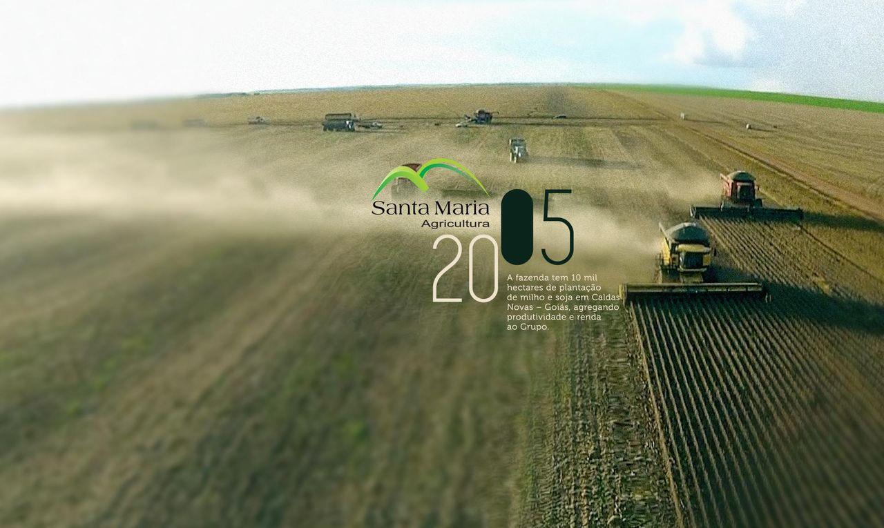 Santa Maria Agricultura
