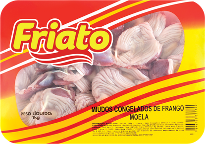 Moela de Frango