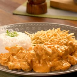What is the origin of stroganoff?