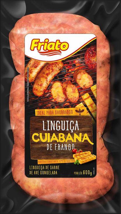 Linguiça Cuiabana de Frango