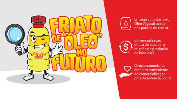 """Projeto Friato de """"Óleo"""" no Futuro"""